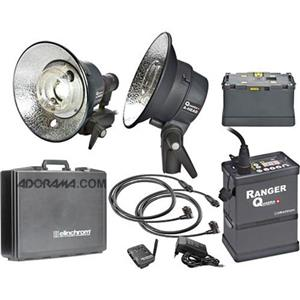 The Elinchrom Ranger Quadra RX 2 Head A Kit