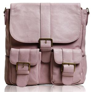 Epiphanie Brooklyn Camera Backpack BRO004MAU