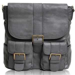 Epiphanie Brooklyn Camera Backpack BRO002GRY