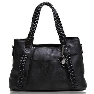 Epiphanie Clover Shoulder Camera Bag CLO003BLK