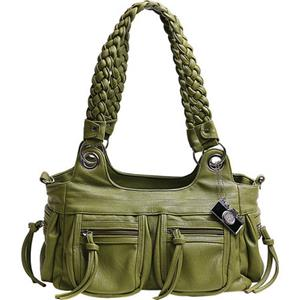 Epiphanie Stella Shoulder Camera Bag STL004GRN