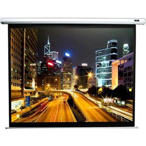 Elite Screens PLUS4 VMAX2 Large Size Electric Wall and Ceiling Projection Screen VMAX235XWH PLUS4
