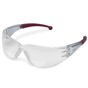 Elvex RX-400 Clear Polycarbonate BiFocal Safety Glasses RX40015