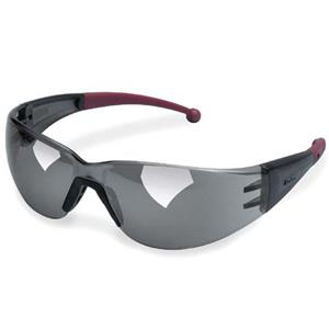 Elvex SG400M Atom Safety Glasses, Silver Mirror Lenses: Picture 1 regular