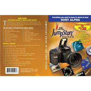 JumpStart DVD Guide for Sony Alpha 100 Digital Camera: Picture 1 regular
