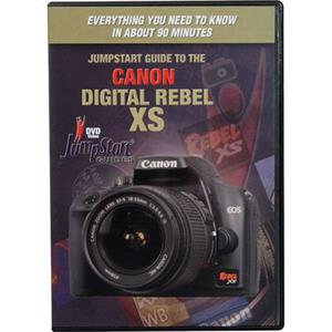 JumpStart DVD Guide for Canon Digital Rebel XS Camera: Picture 1 regular