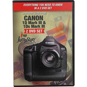 JumpStart DVD Guide for Canon 1D/1Ds Mark III Cameras: Picture 1 regular