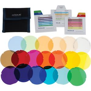 Expoimaging Rogue Gels:Lighting Filter Kit f/Rogue Grid: Picture 1 regular
