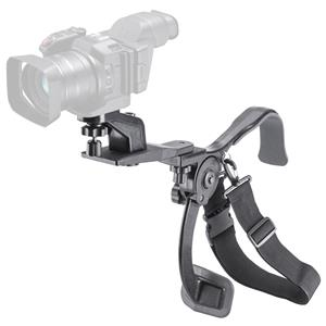 "Adorama ""Hands Free"" Camcorder and Digital Camera Shoulder Support Bracket Version II FACSSS"