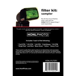 Honlphoto Sampler Filter Kit: Picture 1 regular