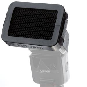 Honlphoto 1/8in Honeycomb Speed Grid, Portable Flashes: Picture 1 regular