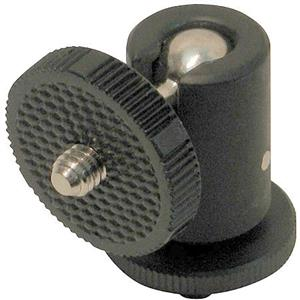 Dot Line Mini-Ball Head with Hot Shoe Adapter: Picture 1 regular