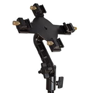 Flashpoint Quad Shoe Mount bracket MC-1033Q