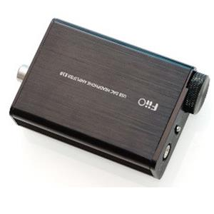 Fiio E10 USB DAC Headphone Amplifier: Picture 1 regular