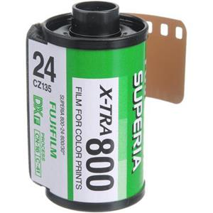 Fujifilm Press 800 35mm Color Negative Film 24 Exposure: Picture 1 regular