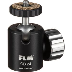 FLM CB-24 24mm Ballhead without Friction
