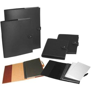 Florence Artisan Bonded Brown Leather Album FAA3107NL