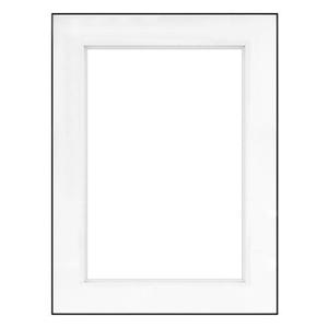 Framatic Fineline F0810BD14 Aluminum Frame, 5x7in Photo: Picture 1 regular