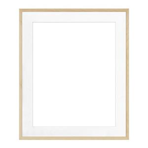 Framatic Woodworks Natural Blonde Frame for 12x18in: Picture 1 regular