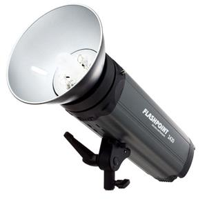Flashpoint IIb FP2420 Monolight, 1200 Watt Second Strobe: Picture 1 regular