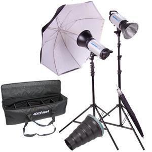 Flashpoint FP620MPWK Portrait Wedding Monolight Kit: Picture 1 regular
