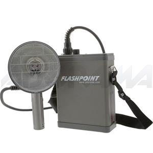 Flashpoint CD400 400W/S Battery Powered Flash Kit: Picture 1 regular