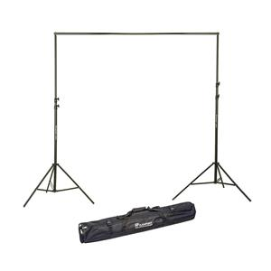 Flashpoint 10ft High, Background Support Stand: Picture 1 regular