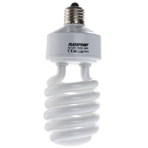 Flashpoint FB45 Replacement Spiral Fluorescent Bulb: Picture 1 regular