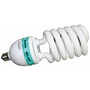 Flashpoint Replacement Spiral Fluorescent 60 Watts Bulb 5500k, E26 E27 Household: Picture 1 regular