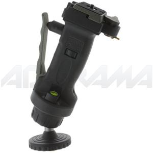 Flashpoint Pistol Style Ball Head, QR Platform Plate: Picture 1 regular