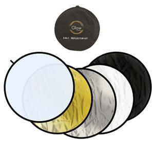 Flashpoint 32in 5-in-1 Collapsible Disc Reflector: Picture 1 regular