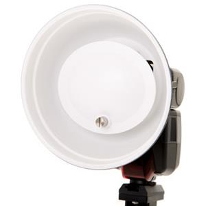"Flashpoint Q Series 6"" Beauty Dish Reflector QBRA"