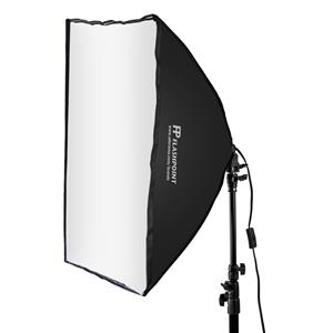 Flashpoint Softbox FPSSBK, 70Watt Fluorescent Light: Picture 1 regular