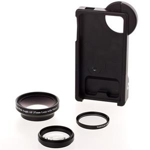 Turtleback Turtle Jacket iPhone 4/4S Lens System with Wide angle and Fish Eye: Picture 1 regular