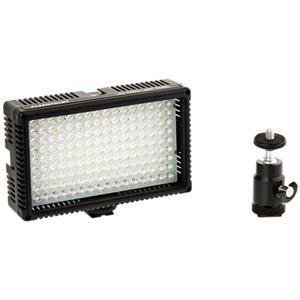 Flashpoint 144 LED Video Light & Dimmer FPVL144