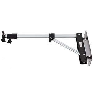 Flashpoint Wall Mounted Boom Arm 75-125mm 1250