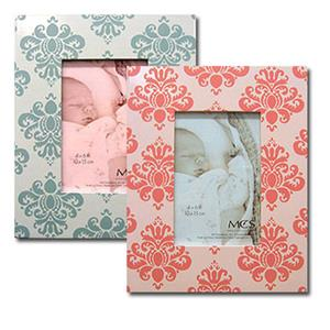 MCS Baby Damask Medium-Density Fibreboard Picture Frame 47374