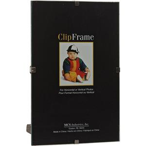 MCS Glass Clip Picture Frame for 16in x 20in Photograph: Picture 1 regular
