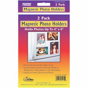 Pioneer 602700 4x6in Magnetic Freez-A-Frame, 2 Pack: Picture 1 regular
