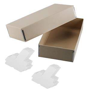 Adorama Archival 35mm Size # 400 Slide Storage Box 1162