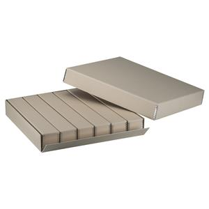 Adorama Archival 35mm Size Master Slide Storage Box 35MU