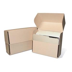Print File Tan Legal Size Document Box 15.25x10.25x5in: Picture 1 regular