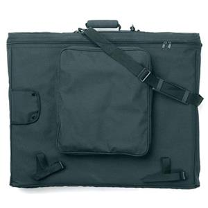 Prat SF3 Softside Zippered Portfolio, 31x23x3in, Black: Picture 1 regular