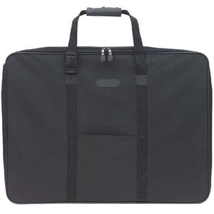 Prat SF36 Softside Zippered Portfolio, 36x24x3in, Black: Picture 1 regular