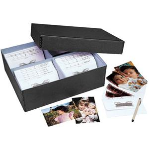 "Adorama Oversized Print Storage Box Holds 1700 4x6"" Photos"