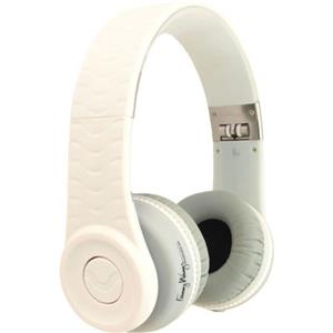 Fanny Wang 1000 Series On-Ear Luxury Headphones FW-1003-WHI
