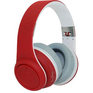Fanny Wang 2000 Series Over-Ear DJ Headphones FW-2003-RED-WHI