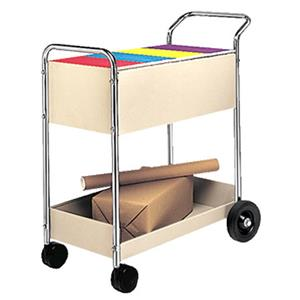 Fellowes Steel Mail Cart 40922