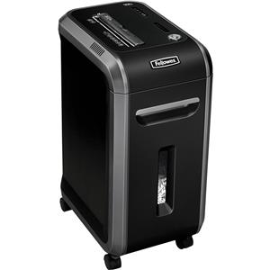 Fellowes Intellishred SB-99Ci Cross Cut Shredder, Black/Silver: Picture 1 regular