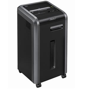 Fellowes Powershred C-225i Strip Cut Shredder, Black/Silver: Picture 1 regular